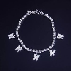 butterfly anklet 🦋